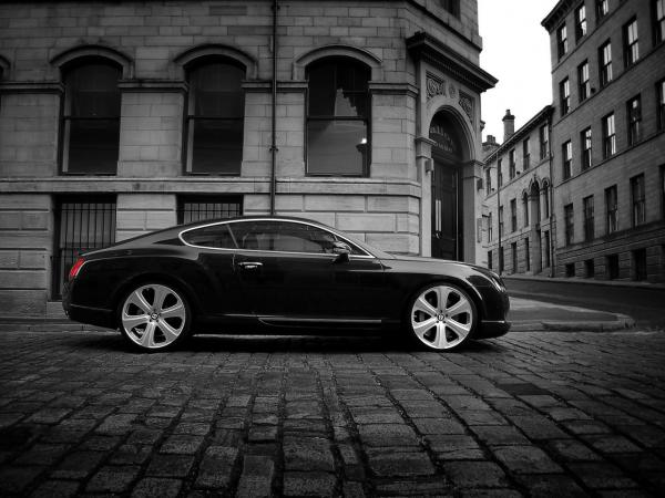 2009 Bentley Continental GT #1