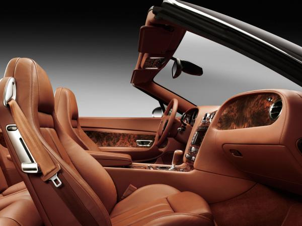 2009 Bentley Continental GTC #1