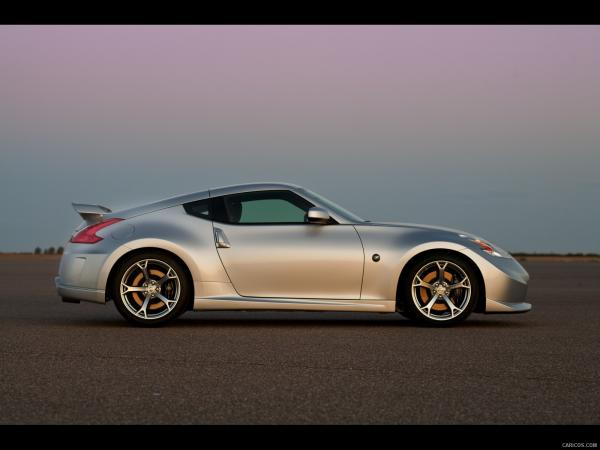 2010 Nissan 370z Information And Photos Zombiedrive
