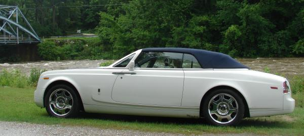 2010 Rolls-Royce Phantom Coupe #1