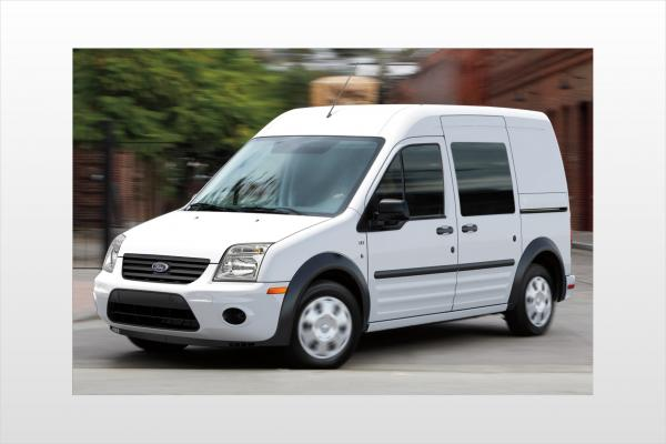 2010 Ford Transit Connect #1
