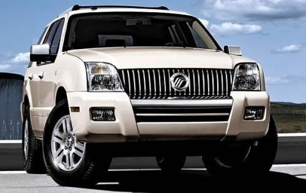 2010 Mercury Mountaineer #1
