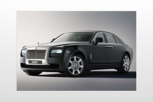 2010 Rolls-Royce Ghost #1