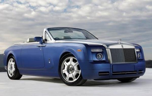 2011 Rolls-Royce Phantom Drophead Coupe #1