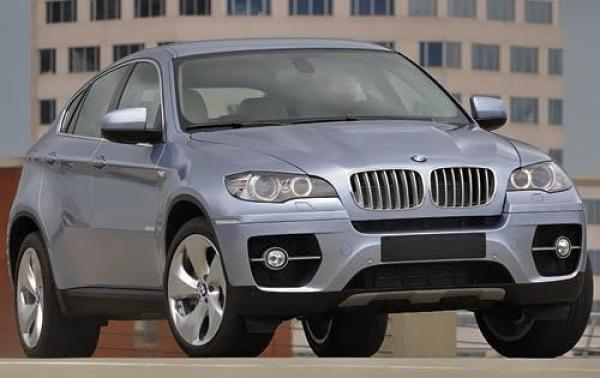 2011 BMW ActiveHybrid X6 #1