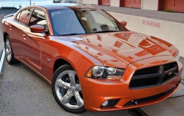 2011 Dodge Charger #1