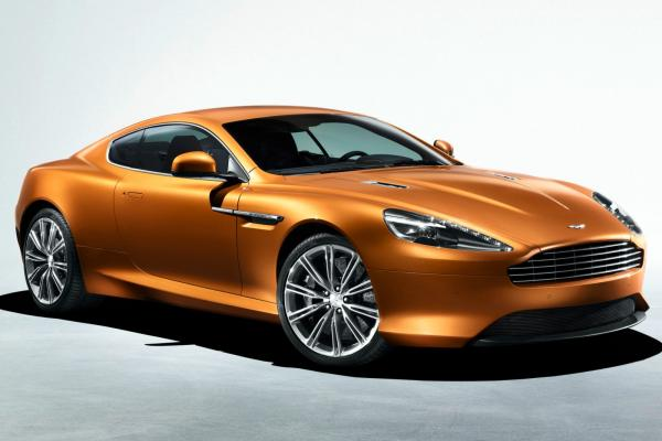 2012 Aston Martin Virage #1