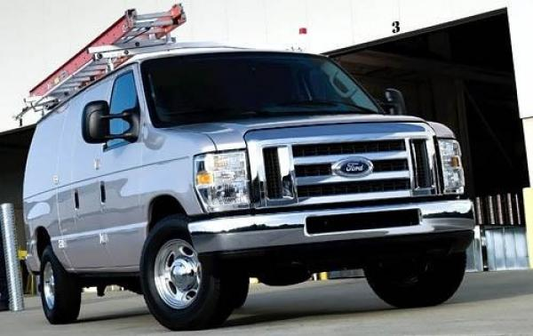 2012 Ford E-Series Van #1