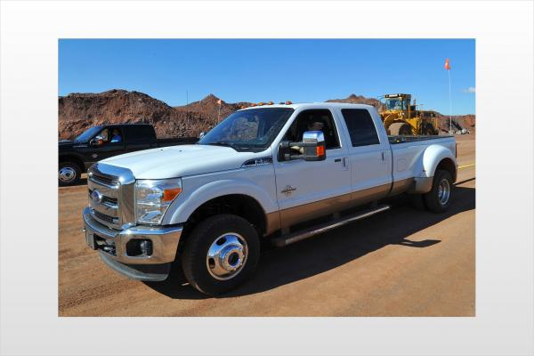 2012 Ford F-350 Super Duty #1
