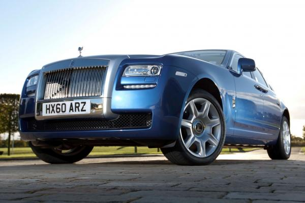 2013 Rolls-Royce Ghost #1