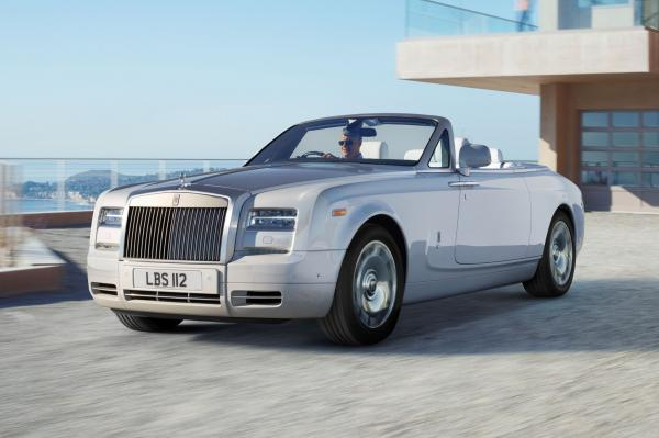 2013 Rolls-Royce Phantom Drophead Coupe #1