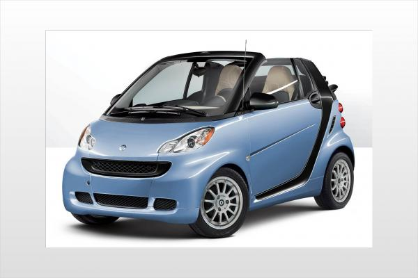 2012 smart fortwo #1