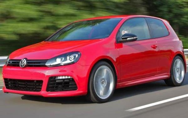 2012 Volkswagen Golf R #1