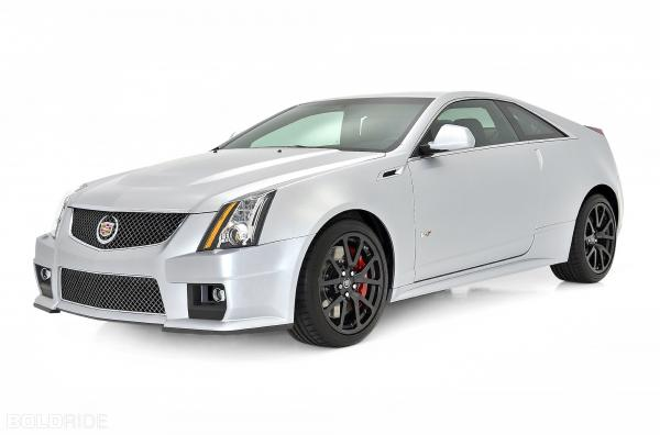 2013 Cadillac CTS-V Coupe
