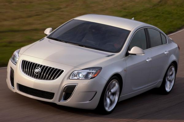 2013 Buick Regal #1