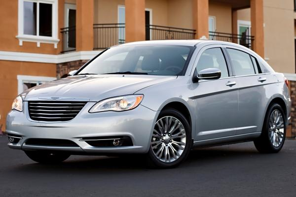 2013 Chrysler 200 #1