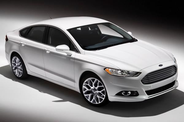 2013 Ford Fusion #1