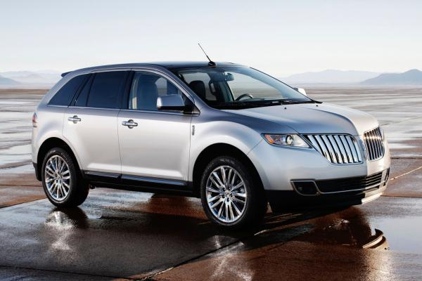 2014 Lincoln MKX #1