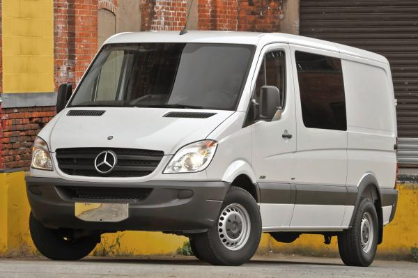 2013 Mercedes-Benz Sprinter #1