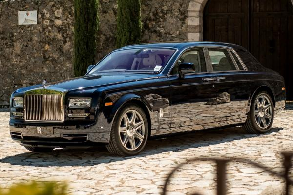 2013 Rolls-Royce Phantom #1