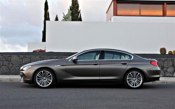 2014 BMW 6 Series Gran Coupe #1