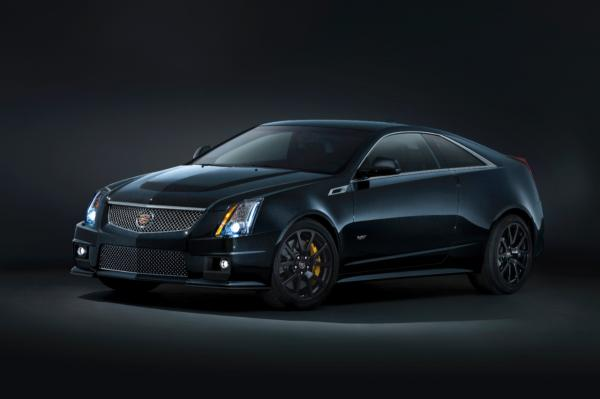 2014 Cadillac CTS-V Coupe