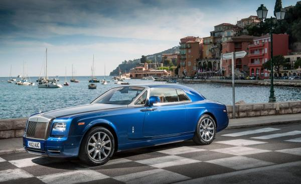 2014 Rolls-Royce Phantom Coupe #1