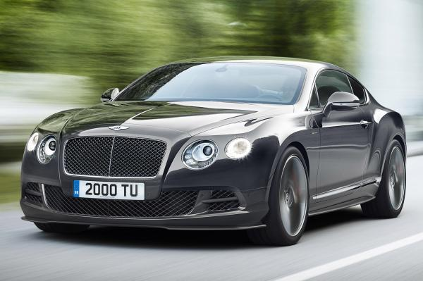 2014 Bentley Continental GT Speed #1