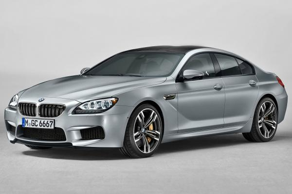 2015 BMW M6 Gran Coupe #1