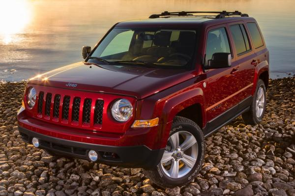 2014 Jeep Patriot #1