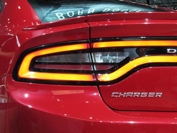 2015 Dodge Charger #1