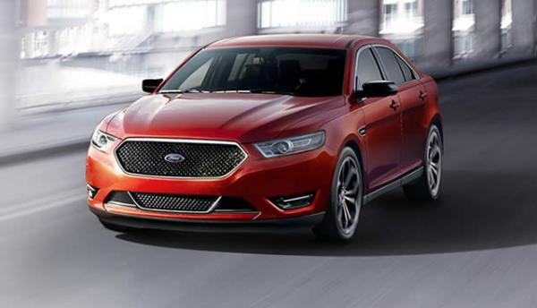 2015 Ford Taurus - Information and photos - ZombieDrive