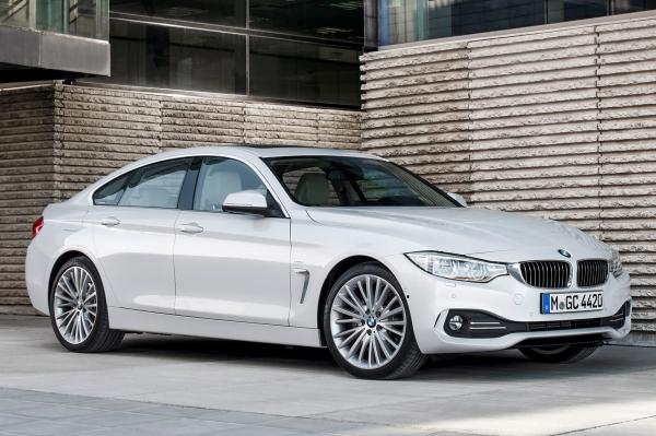 2015 BMW 4 Series Gran Coupe #1