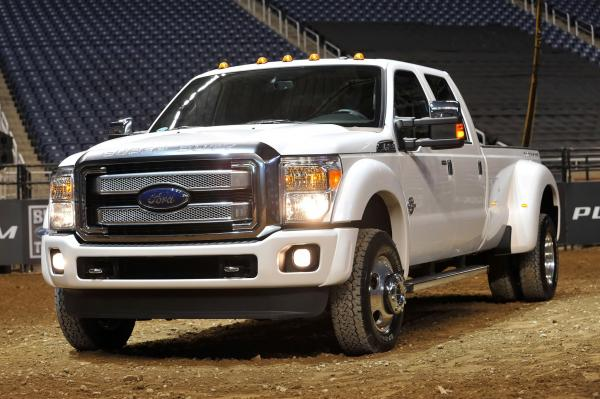 2015 Ford F-450 Super Duty #1