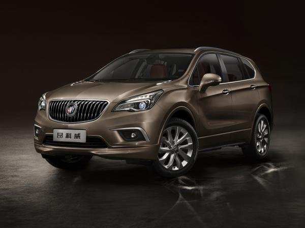 2016 Buick Envision #1