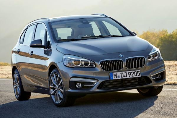 2016 BMW 2 Series Active  exterior #1