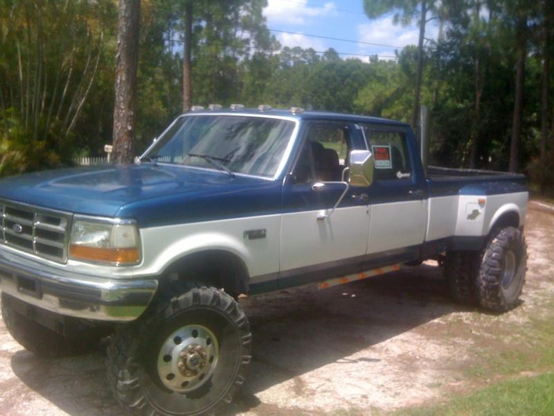 1993 Ford F 350 Information And Photos Zombiedrive