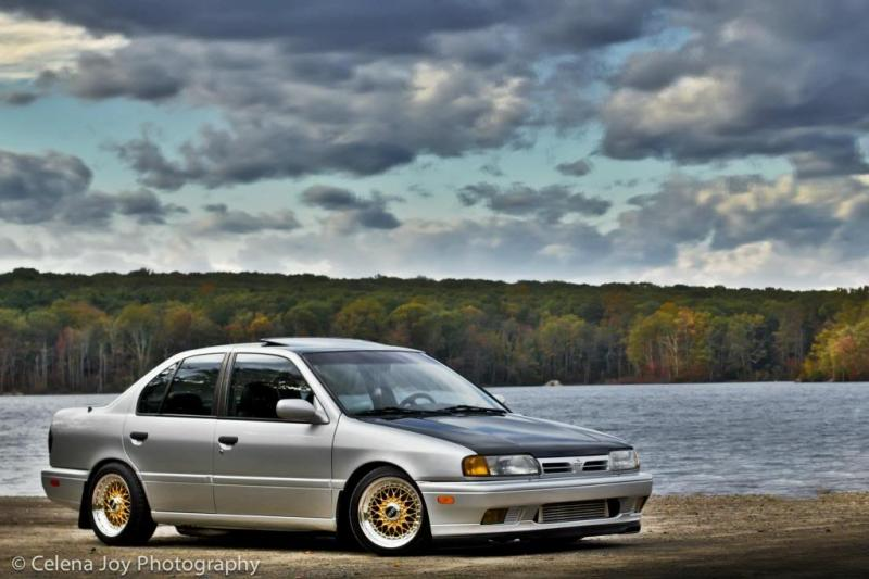 1994 Infiniti G20 - Information and photos - Zomb Drive