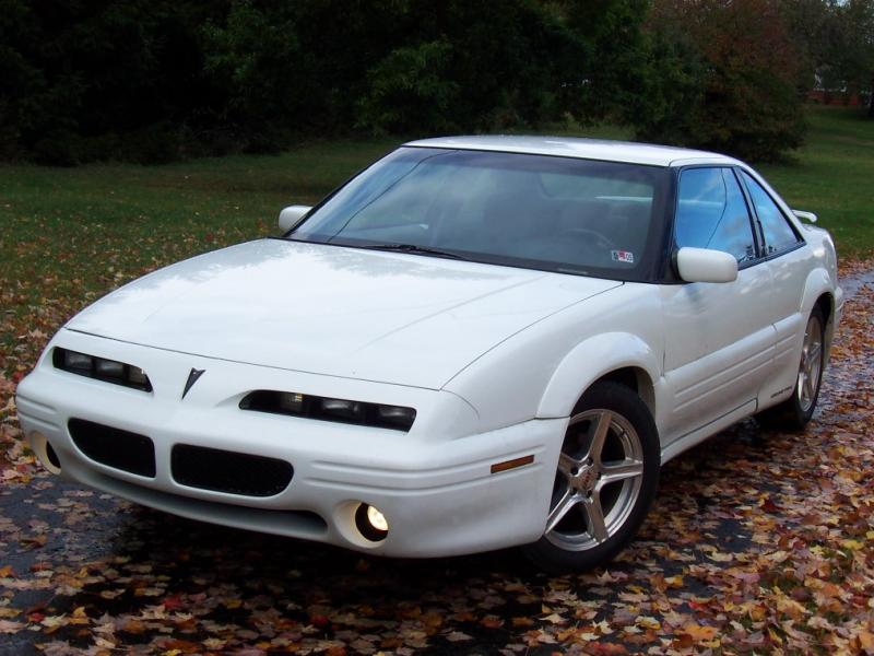 1996 Pontiac Grand Prix Information And Photos Zombiedrive