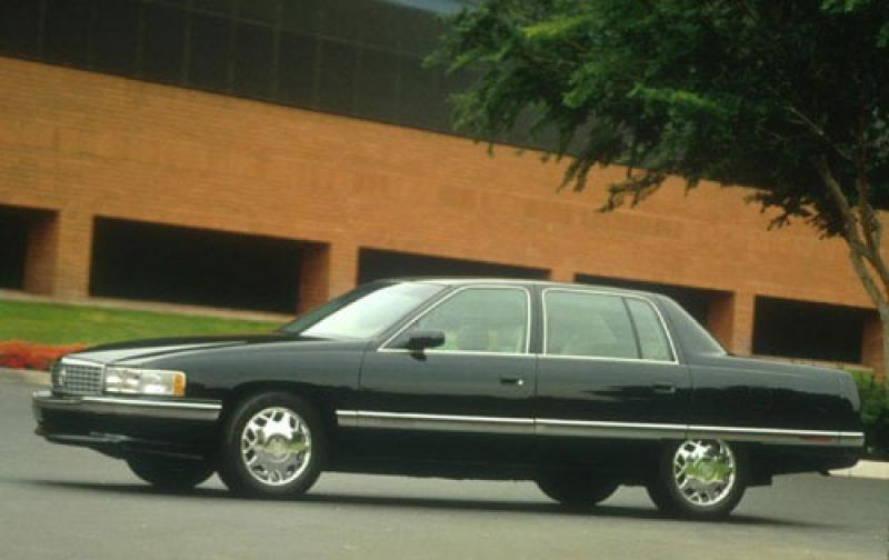 state of origin 1996 cadillac. Cars Review. Best American Auto & Cars Review