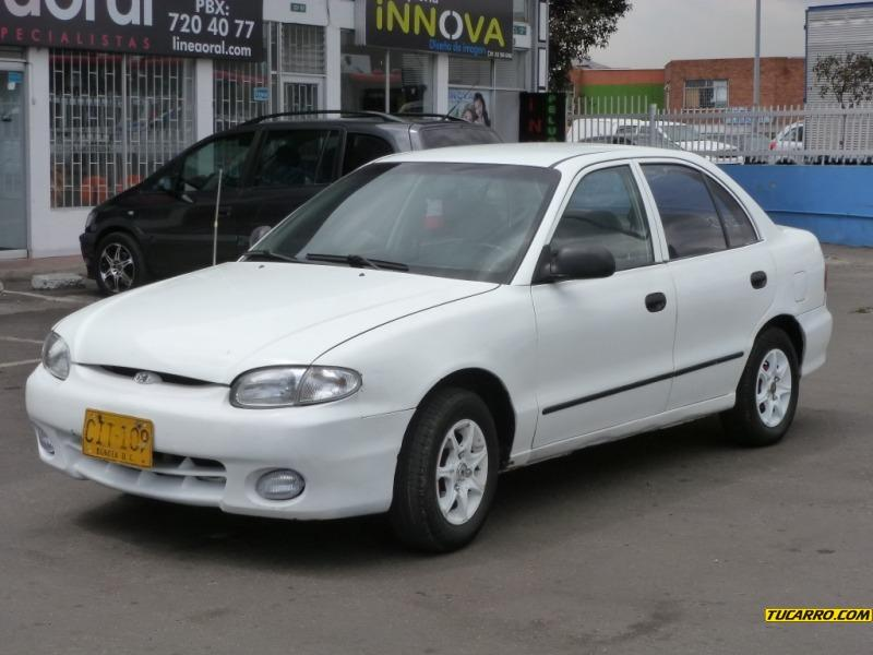1998 Hyundai Accent Information And Photos Zombiedrive