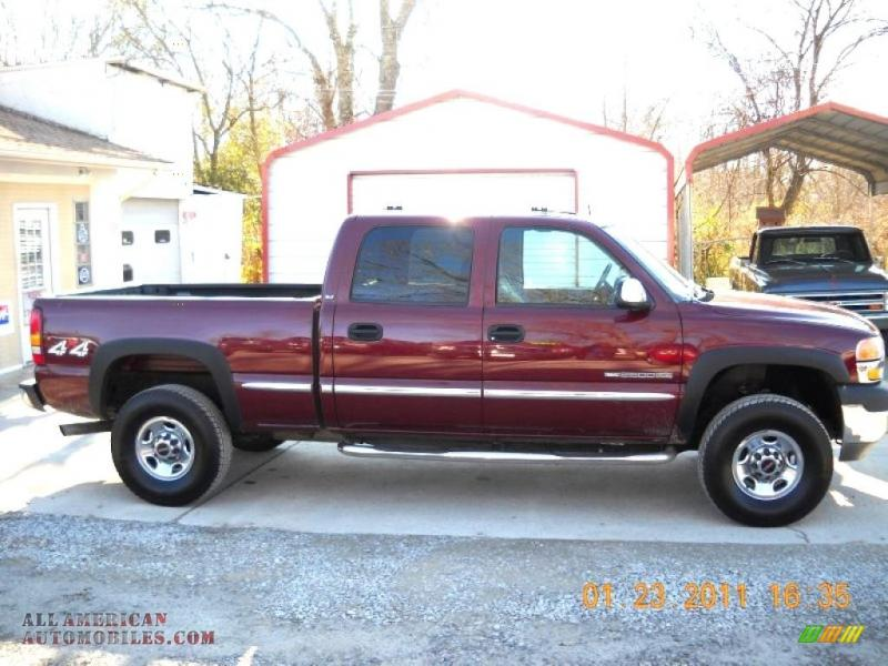 2001 gmc sierra 2500hd information and photos zombiedrive