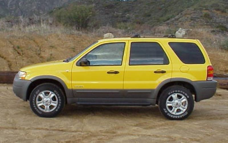 2003 ford escape information and photos zombiedrive. Black Bedroom Furniture Sets. Home Design Ideas
