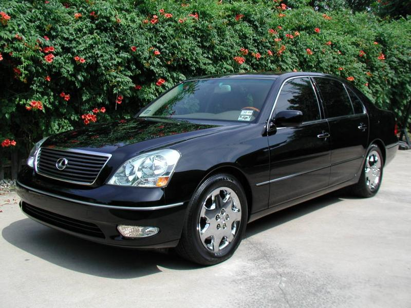 2002 lexus ls 430 information and photos zombiedrive. Black Bedroom Furniture Sets. Home Design Ideas