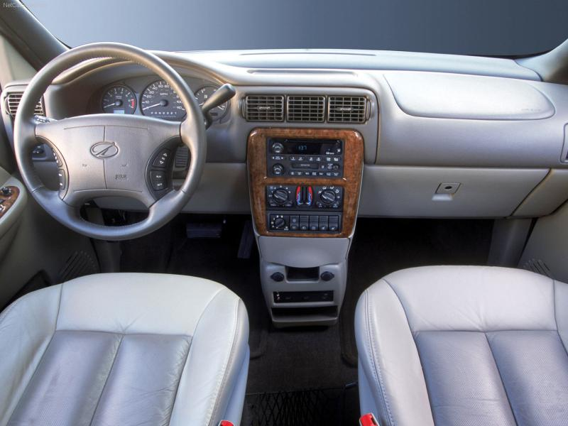 2002 Oldsmobile Silhouette Information And Photos Zombiedrive