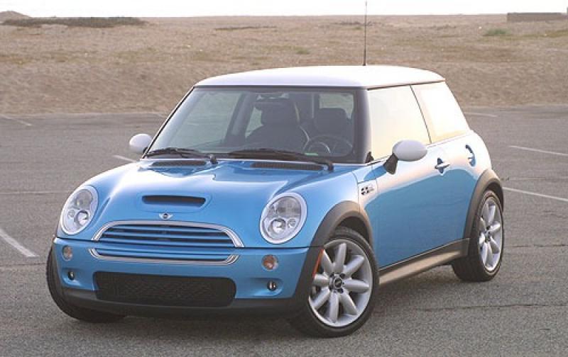 2002 Mini Cooper Dashboar Interior 4 800 1024