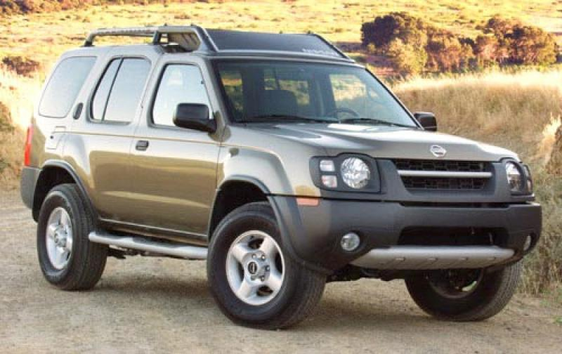 2004 Nissan Xterra - Information and photos - ZombieDrive