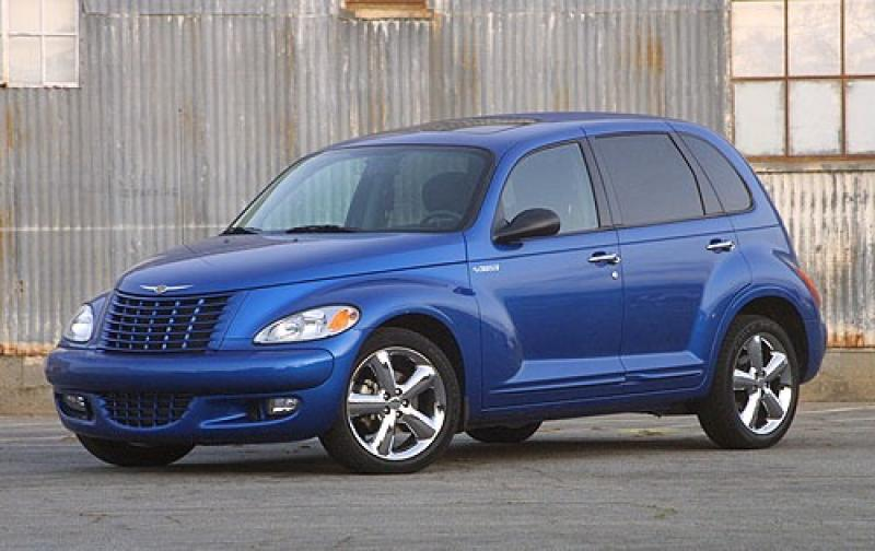 2005 Chrysler PT Cruiser - Information and photos - ZombieDrive