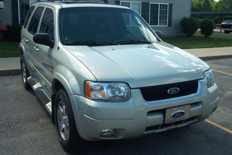 ford escape information   zombiedrive