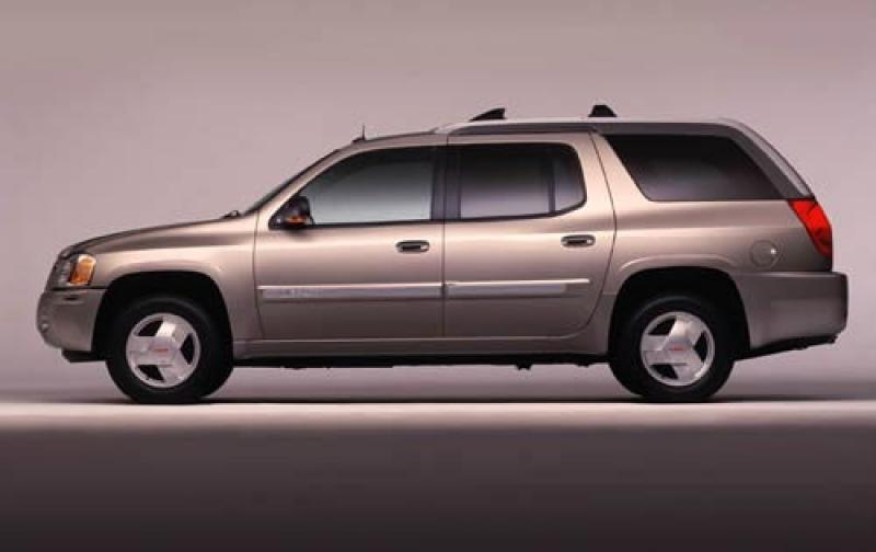 Gmc Envoy Xuv Information And Photos Zombiedrive